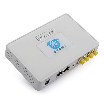 Amazon com: LG308 Indoor LoRaWAN Gateway 8 Channels