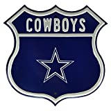 Fremont Die NFL Dallas Cowboys Route