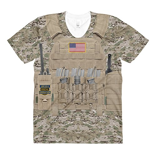 Women's Special Operations Body Armor - Special Armor Body Operations