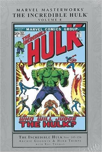 Marvel Masterworks: The Incredible Hulk Volume 8: Amazon.es ...