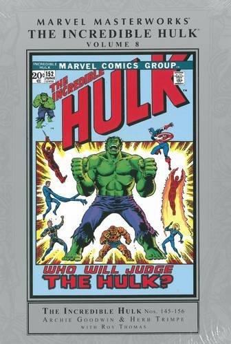 Download Marvel Masterworks: The Incredible Hulk Volume 8 pdf epub