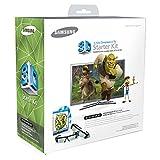 Samsung SSG-P2100S/ZA Shrek 3D Starter Kit  - White (Compatible with 2010 3D TVs)