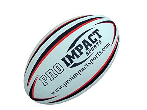 Pro Impact Official Size Training Rugby Ball - SIZE 5