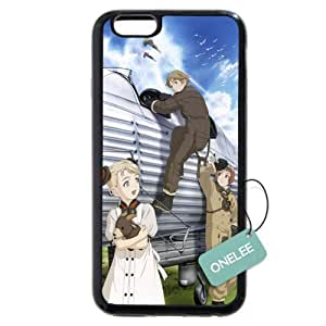 iPhone 6 Plus Case, A-Lee [Scratch Resistant] Japanese Anime Series Last Exile Logo iPhone Plus 5.5 by ruishername
