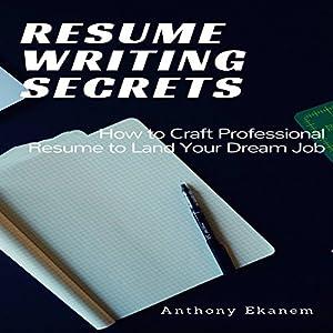 Resume Writing Secrets Audiobook