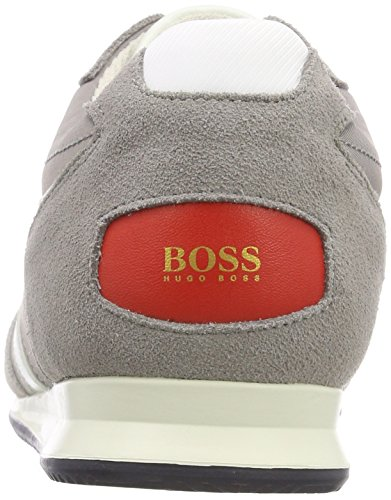 Grey Hombre para Medium lowp Gris Orange 030 Zapatillas Orland MX Boss xYzf6wq