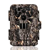 TEC.BEAN Trail Camera 12MP 1080P Full HD Game & Hunting Camera with 36pcs 940nm IR LEDs Night Vision...