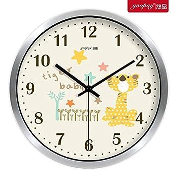 Gyps diseño de Moda Shabby Chic Reloj Retro en diseño de Moda Reloj de Pared Reloj ...