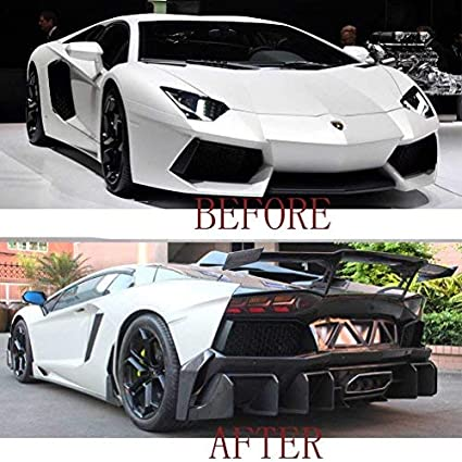 Car Body Kits >> Jc Sportline Carbon Fiber Body Kits Fits Lamborghini Aventador Lp700 4