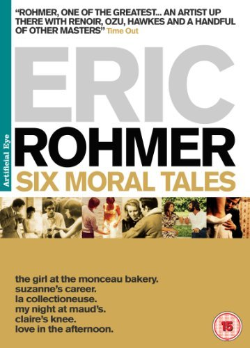 Eric Rohmer Collection: Six Moral Tales (La boulangre de Monceau / La carrire de Suzanne / La collectionneuse / Ma nuit chez Maud / Le genou de Claire / L'amour...)[Region 2]