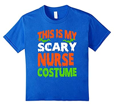 Nurse - Scary Costume Halloween Shirt