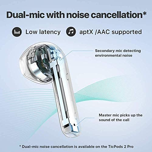 Ticpods 2 Pro Bluetooth Kopfhörer Tws Kabellose Elektronik