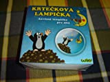 Krtek the Mole Night Lamp - Hanging Lamp for Children / Krteckova Lampicka Zavesna Lampieka pro deti / Kisvakondos Ejjeli Feny / Nachtlicht Maulwurf / Runs with 4AA Batteries