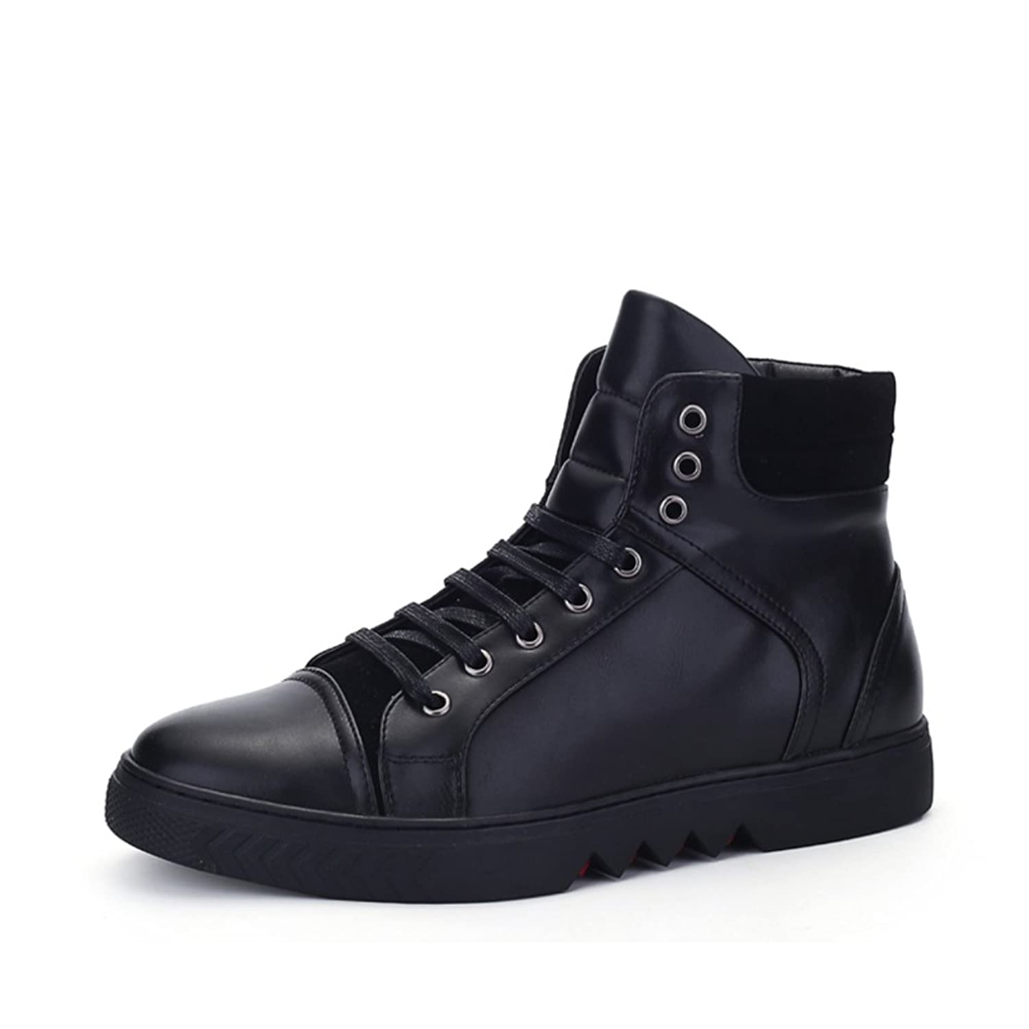 fashion trends men's boots/ autumn boots/English boots/ Frock shoes/ high Chelsea boots/Martin boots waterproof non-slip