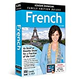 Learn French: Instant Immersion Family Edition Language Software Set  - 2016 Edition