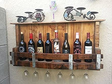pallet wine glass rack. Re Cycled Pallet Wine Rack, Glass Holder Rack Y