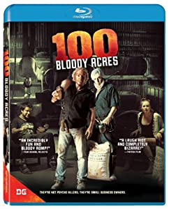 Cover Image for '100 Bloody Acres'