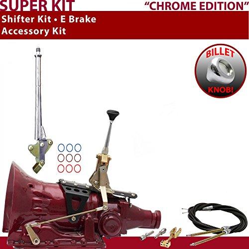 Mustang Billet E-brake Handle - 7