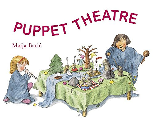 Puppet Theatre - Puppet Theater House