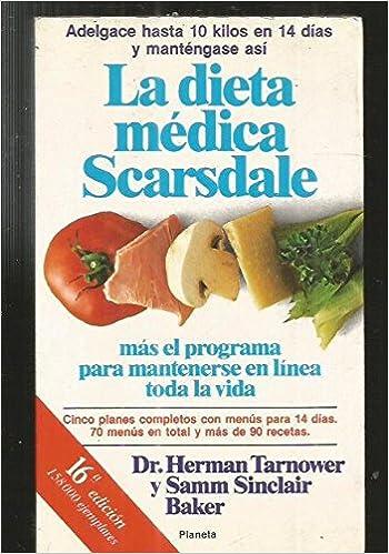 la dieta medica scarsdale pdf descargar