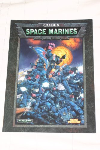 Codex:  Space Marines, Games Workshop; Workshop, Games