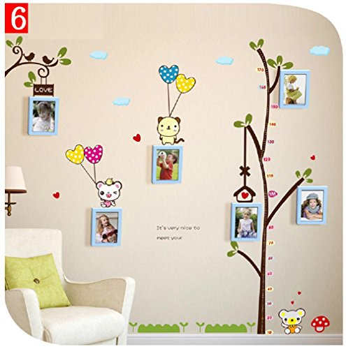 famous-wall-stickers-quality-7-inch-solid-wood-frame-wall-6-standing-post-box-creative-kindergarten-
