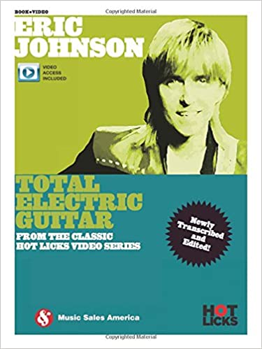 Amazon Eric Johnson Total Electric Guitar From The Classic