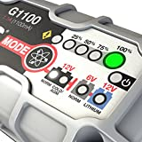NOCO Genius G1100 6V/12V 1.1A UltraSafe Smart Battery Charger
