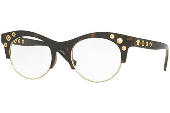 3b3bdc9cd6 Image Unavailable. Image not available for. Color  Versace VE3232 Eyeglass  Frames ...