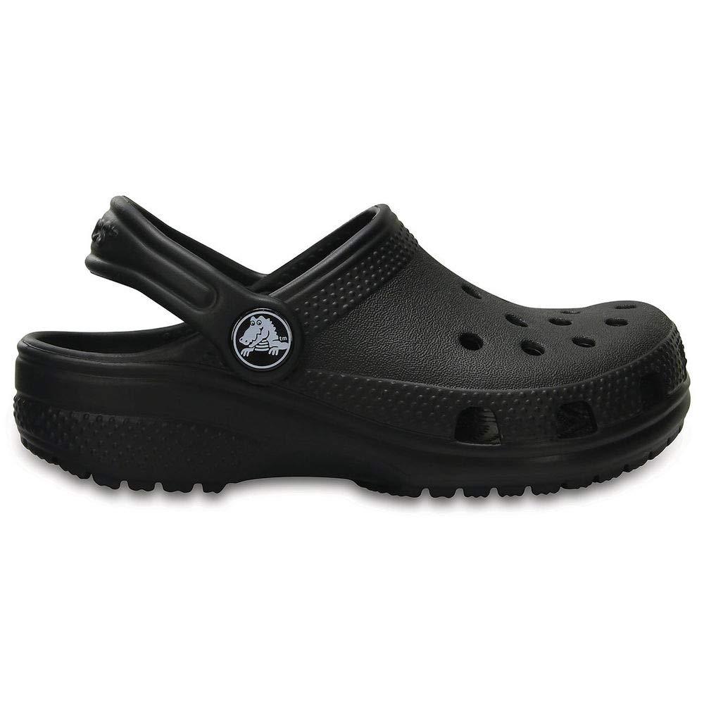 Crocs Kids Classic Clogs, Black 8 by Crocs (Image #2)