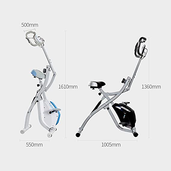 Bicicleta de ejercicios Bicicleta Giratoria Hogar, Bicicleta ...