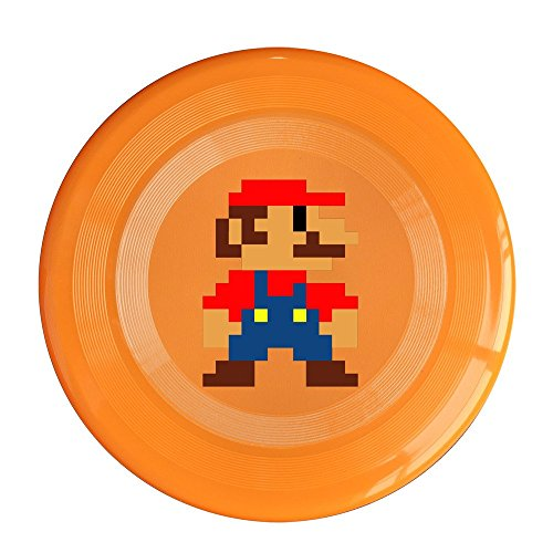 SAXON13CAP Cool Mario Pixeles 150g Orange Toys Flying - Sunglasses Peoples Mario