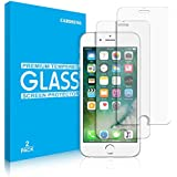 "iPhone 6S 6 Screen Protector Glass, Cardking Tempered Glass Screen Protector for Apple iPhone 6S, iPhone 6 [4.7""inch][Double Strength] (2-Pack)"