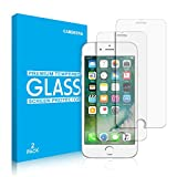 "Protector de pantalla para iPhone 6S 6, Protector de pantalla de vidrio templado Cardking para Apple iPhone 6S, iPhone 6 [4.7 ""pulgada] [Doble resistencia] (Paquete de 2)"