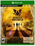 State Of Decay 2 - Ultimate Edition (輸入版:北米) - XboxOne