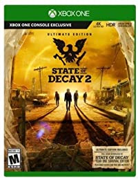 State of Decay: YOSE Day One Edition XBox One graphics