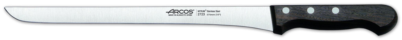 Arcos Palisandro Wood 11-Inch Slicing Spanish Flexible Ham Knife