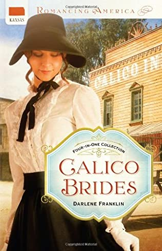 book cover of Calico Brides
