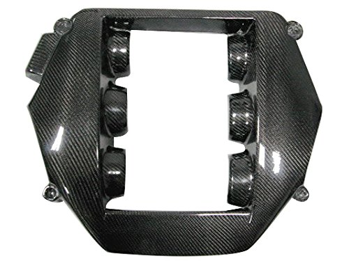 Used, Glossy Carbon Fiber OEM Style Engine Cover for Nissan for sale  Delivered anywhere in USA