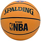 Spalding NBA Rubber Basketball Outdoor London Live Mini Ball