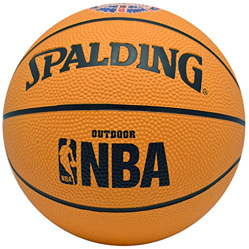 Spalding NBA Rubber Basketball Outdoor London Live Mini Ball by Spalding