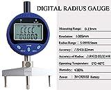 CGOLDENWALL High accuracy digital radius gauge