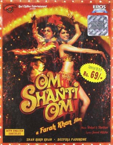 Om Shanti Om video_cd