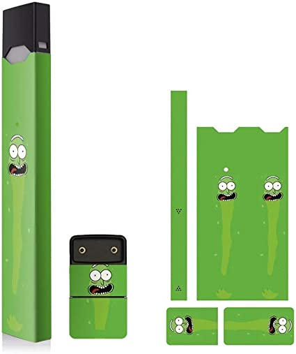 Pickles Rick /& Morty Juul Skin Wrap