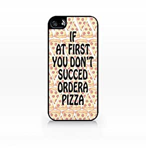Cream Cookies - Typography Pattern Case - Always be Yourself. Unless You can be a Unicorn. Then always be a Unicorn - Apple iPhone 5C Case - Apple iPhone 5C Case - TPU Case - Hard Rubber Case