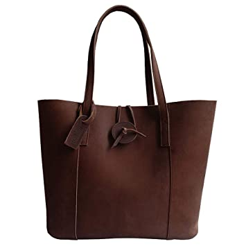 c4add9124a Super Quality New Vintage Cowhide Baseball Glove Leather Tote Purse  Shoulder Bag With Removable Pouch for