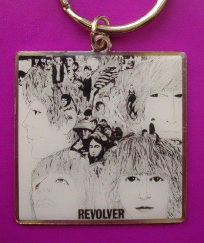 The Beatles Revolver - Llavero de Metal, diseño de álbum ...