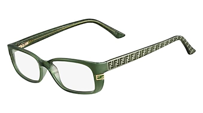 07bb189463e Image Unavailable. Image not available for. Color  FENDI 999 315 EyeGlasses  ...