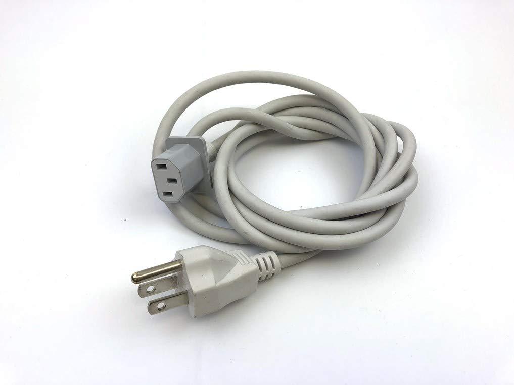 Volex//Tongyuan Heavy Duty Power Cable Cord 6FT Volex V1625 PS204 E62405SP 10A 125V~ SMI E156136 SJT 18//3C TONGYUAN LL110486 Apple Computer