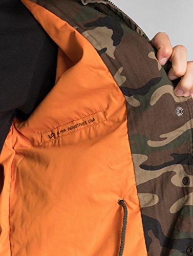 M Camo Wmn Wdl Vintage Women Jacket Cw Alpha 65 65 Industries ZqIfWyn4